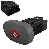 Индикатор кнопки переключателя Варинга опасности индикатор сигнала для RENAULT Clio II 2 b0 B1 2