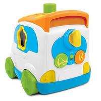 Игрушка сортер Weina «Музыкальный микроавтобус» (2071)