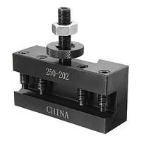 250-202 Токарный и окантовочный держатель Инструмент для быстрой смены инструмента Сверлильный инструмент с ЧПУ