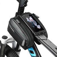 РОСВИЛЬ водонепроницаемая передняя трубка для велосипедов с двойными чехлами для чехла с 4,7-6,0-дюймовым чехлом для телефона iPhone7 6 6s плюс Samsu