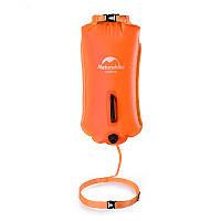 Naturehike 28L водонепроницаемая сухая подушка безопасности ПВХ надувной подводный плавание дрифт пляж хранения сумки кемпинг путешествия