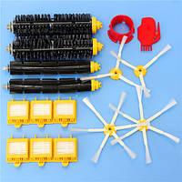 16 штук пылесос набор аксессуаров фильтры и щетки для IRobot Roomba 700 серии