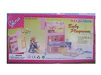 Мебель для куклы Gloria 21019  для детской,  в коробке 16, 5*29*6 см.