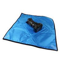 Водонепроницаемая Магическая Очистка Обертки Плиссированная Ткань Сумка Обложки для Канона Nikon Camera DSLR