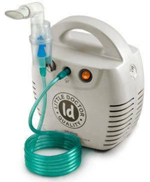 Небулайзер (ингалятор) компрессорныйLittle Doctor LD-211C, фото 2