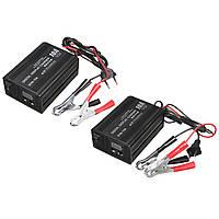 Зарядное устройство аккумуляторной батареи 6V/12V 10A Smart Car Зарядное устройство для свинцово-кислотных аккумуляторов 230V