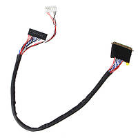40-контактный 1-канальный 6-битный светодиодный ЖК-экран LVDS для экрана