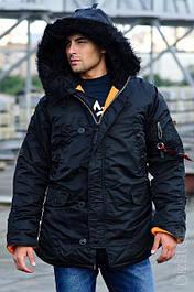 Мужские куртки Alpha Industries