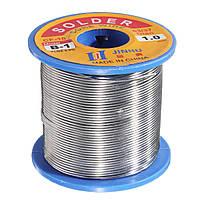300г 1.0мм Reel Roll сварочной проволоки сварки припой проволоки,63/37 олова и свинца 1.2% потока