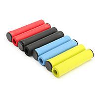 Пара 22мм Handlebar ручки Чехлы для мотоциклов Слип на Foam Вибропоглощающие 4 цвета