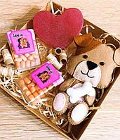 Подарочный набор  Happy box  романтичный #2