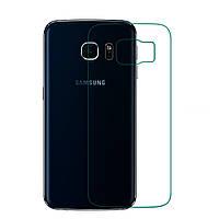 Ясный задний протектор экрана из закаленного стекла защитная пленка для Samsung s6 края