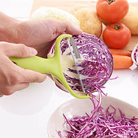 Honana CF-SP01 Капуста Овощечистка из нержавеющей стали Большой овощной Картофель слайсер нож Salad Maker инструмент