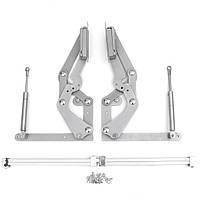 Arm Механизм качания шарниров Вертикальный подними Stay Pneumatic для двери шкафа