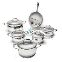 Набор посуды BergHOFF Zeno из 12 предметов (1112275)