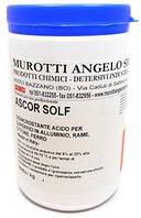 Средство для декальцинации (очистки от накипи) Murotti Angelo SPL, 1кг.