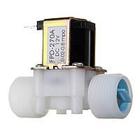 G3 / 4 12v стр нормально закрытый электромагнитный клапан типа воды отводящего устройства