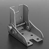90 градусов стали Складной стол ноги кронштейн для 38x38 мм Ножки