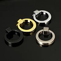 Knobs вытяжного кольца для выдвижных ящиков Кабинета двери шкафа Мебели ручки Мебели Компоненты
