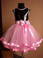 Платье детское на праздник. Размеры от 3 до 10 лет