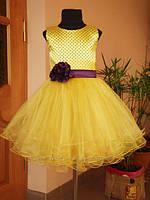 Платье детское на праздник для девочки. Размеры от 3 до 10 лет