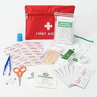 Водонепроницаемый мини Открытый Путешествие автомобилей Аптечка Главная медицинская Box Бытовая Emergency Survival Kit
