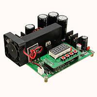 B900W NC DC постоянного тока Напряжение питания Регулируемый подталкивания модуль амперметр 120V 15A - 1TopShop