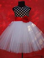 Платье детское нарядное пышное Кермен. Размеры от 3 до 10 лет