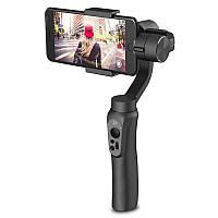 Zhiyun Smooth Q 3 Axis Бесколлекторный ручной карданный вал для мобильного телефона и смартфона и iPhone