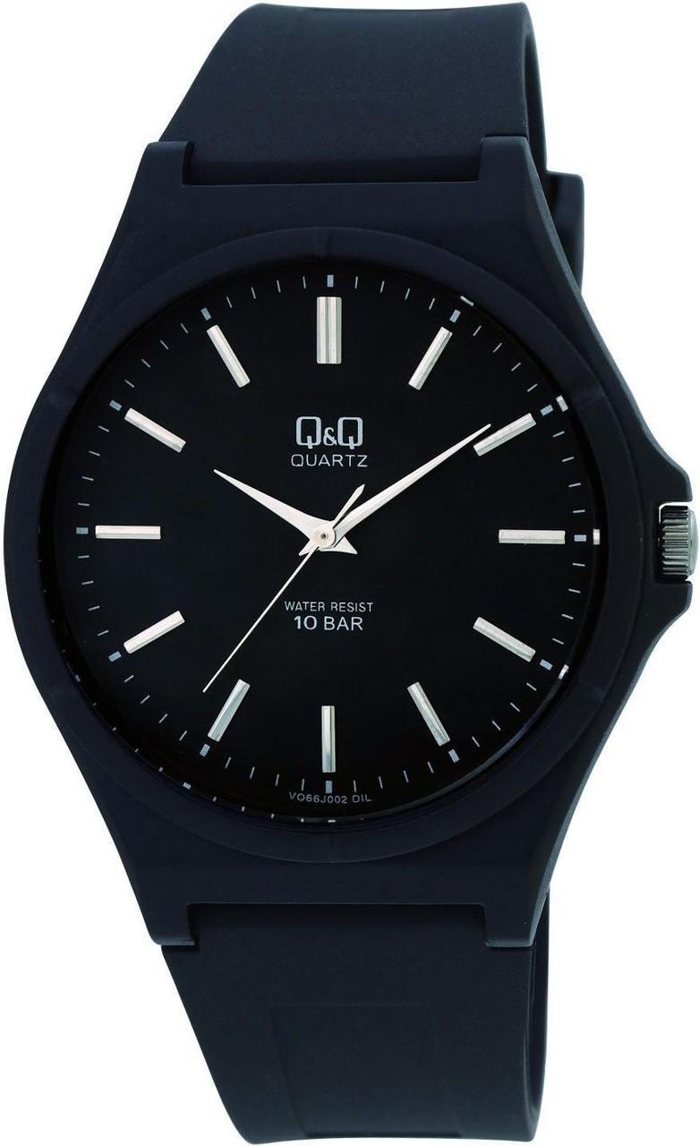 ac083503 Наручные мужские часы Q&Q VQ66J002Y оригинал: купить по низкой цене ...