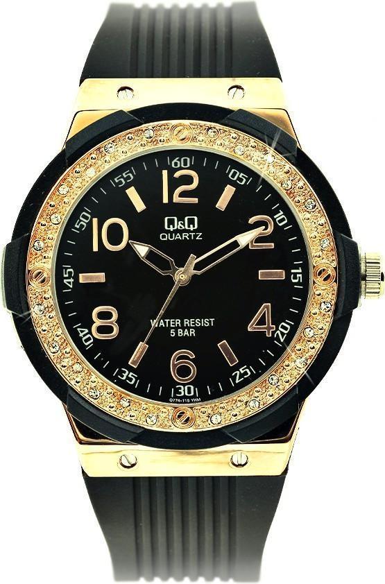 Наручные женские часы Q&Q Q774J115Y оригинал