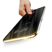 Baseus покрытие Hard ПК Bling Блеск задняя крышка Защитная крышка для Samsung Galaxy S8