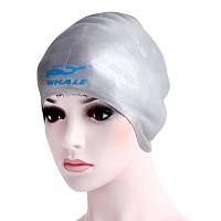 Кит капюшоном бассейн Cap Wrap Ухо не липкий силиконовый Летнюю Дайвинг Водный спорт Cap