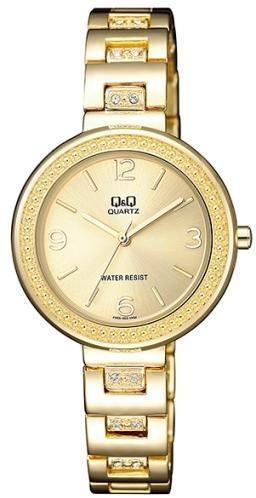 Наручные женские часы Q&Q F555-003Y оригинал