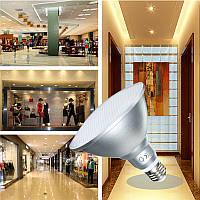 Dimmable E27 PAR38 15W 900LM LED Spotlightt Лампа Лампа для внутреннего освещения 110V