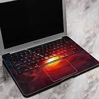Вол солнечный свет экспозиции ноутбук Декаль наклейки беспузырьковый самоклеящаяся для Macbook Air 13 дюймов