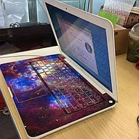Вол полярные сияния декоративные ноутбук Декаль наклейки беспузырьковый самоклеящаяся для Macbook Air 13 дюймов