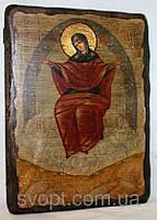"""Икона под старину """"Спорительница хлебов"""" большая"""