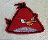 Термонаклейки angry birds 20 шт
