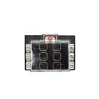 Схема вентиляции и кондиционирования блок предохранителей 6 способ jz5501 jiazhan автомобиль защиты Блок предохранителей держатель прозрачный
