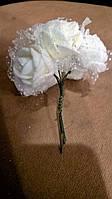 Декоративная роза 72 шт.
