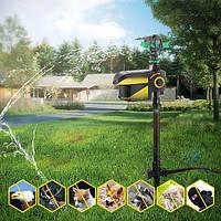 Digoo DG-AK7 Сад PIR датчик животные Отпугиватель солнечная энергия Автовращение Распыление воды Отпугиватель