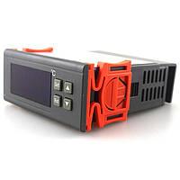 RC-114M 220V / 10A -30 ~ 300 ℃ Цифровой регулятор температуры Термостат Регулятор с датчиком температуры