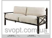 Кованный диван 180x80