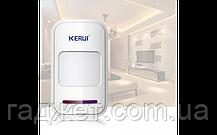 Kerui W18 черного цвета GSM Wi-Fi беспроводная сигнализация.Android/iOS русское меню, фото 3