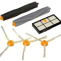 6 штук замены фильтра вакуумной части для IRobot Roomba 800 870 880 серия пылесоса