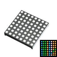 Трехцветный дисплей Общие Анод RGB LED Dot Matrix Module Совместимость Colorduino