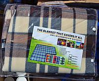 Теплый коврик для отдыха 150x180 см