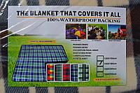 Теплый коврик для отдыха 150x200 см