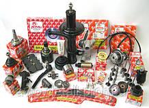 Защита бампера пер.прав. Logan QSP-M RS-579-013 R 15-13045-1RH 8200595808